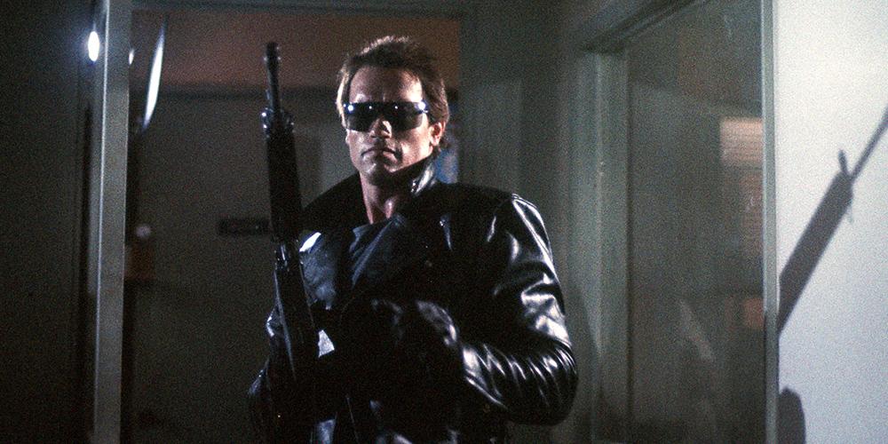 The Terminator Live T-800 Schwarzenegger
