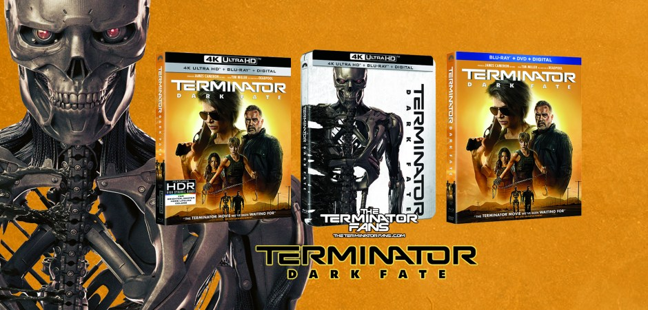 Buy Terminator: Dark Fate Home Release