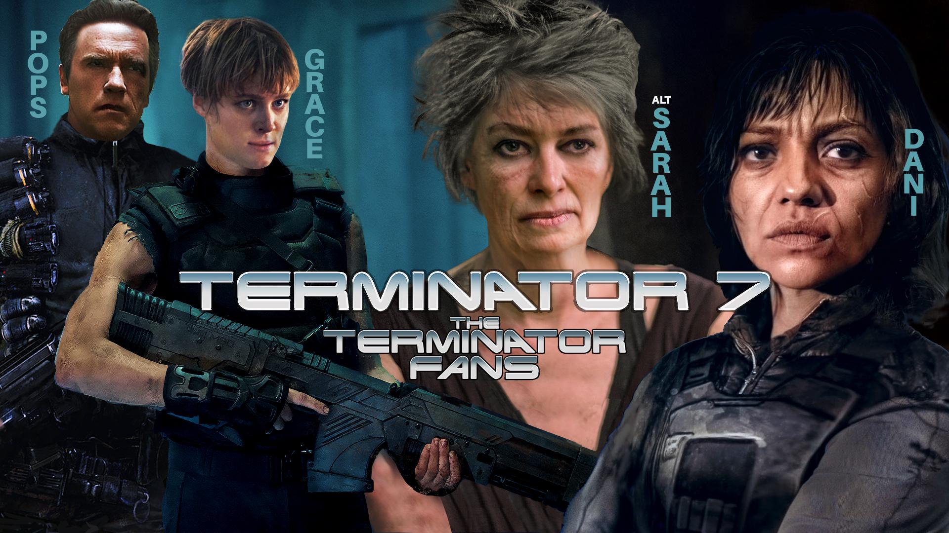 Terminator 7 - Mackenzie Davis Talks Grace Harper Return in Terminator: Dark Fate Sequel