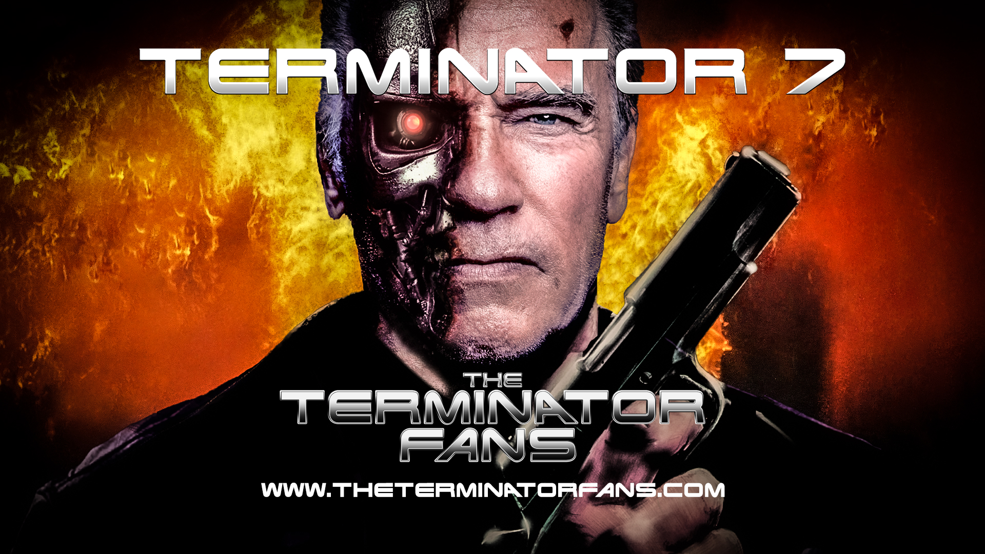 Terminator 7 Arnold Schwarzenegger