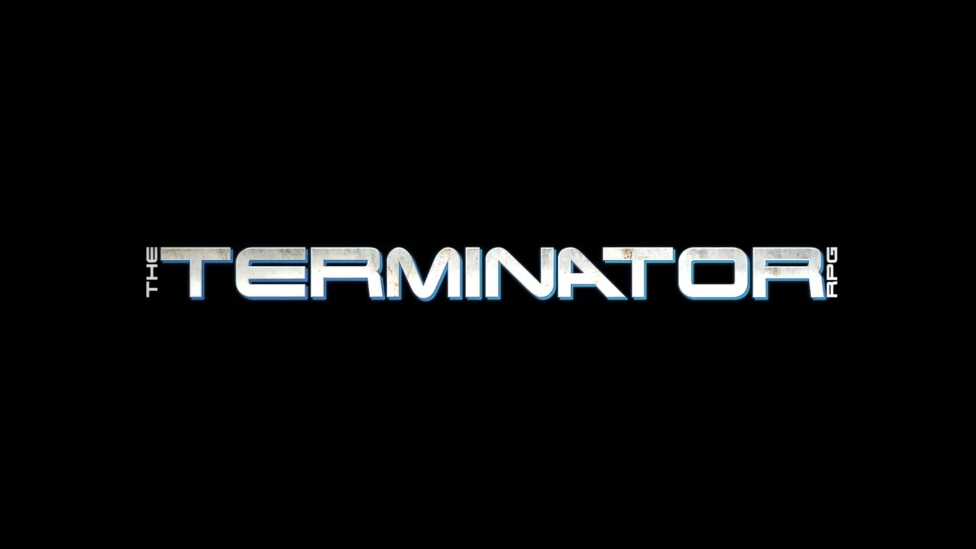 The Terminator RPG Kickstarter