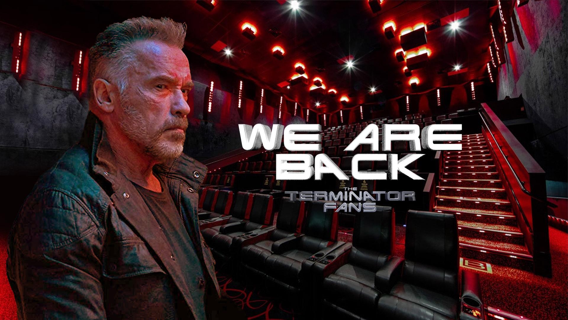 Arnold Schwarzenegger The Big Screen Is Back