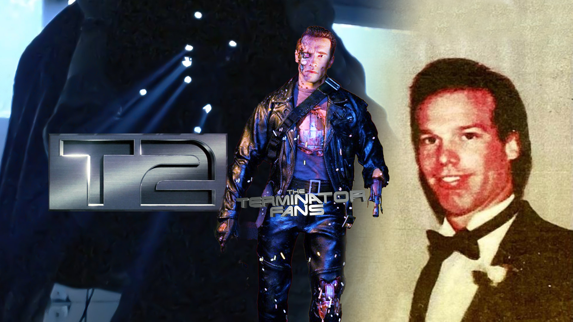 Terminator 2: Judgment Day Schwarzenegger Costumer Greg Hall
