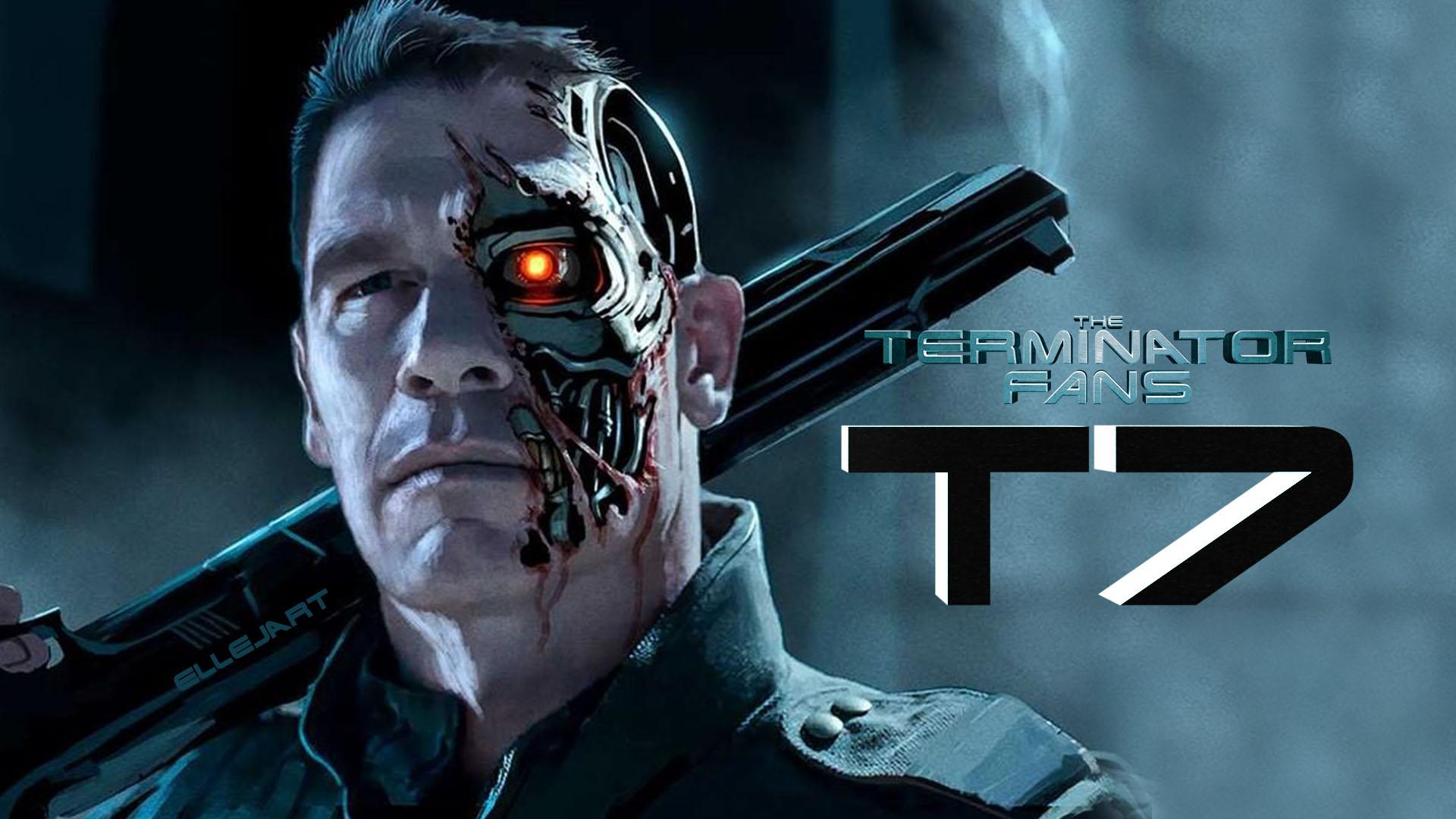 Terminator 7 (T7) John Cena