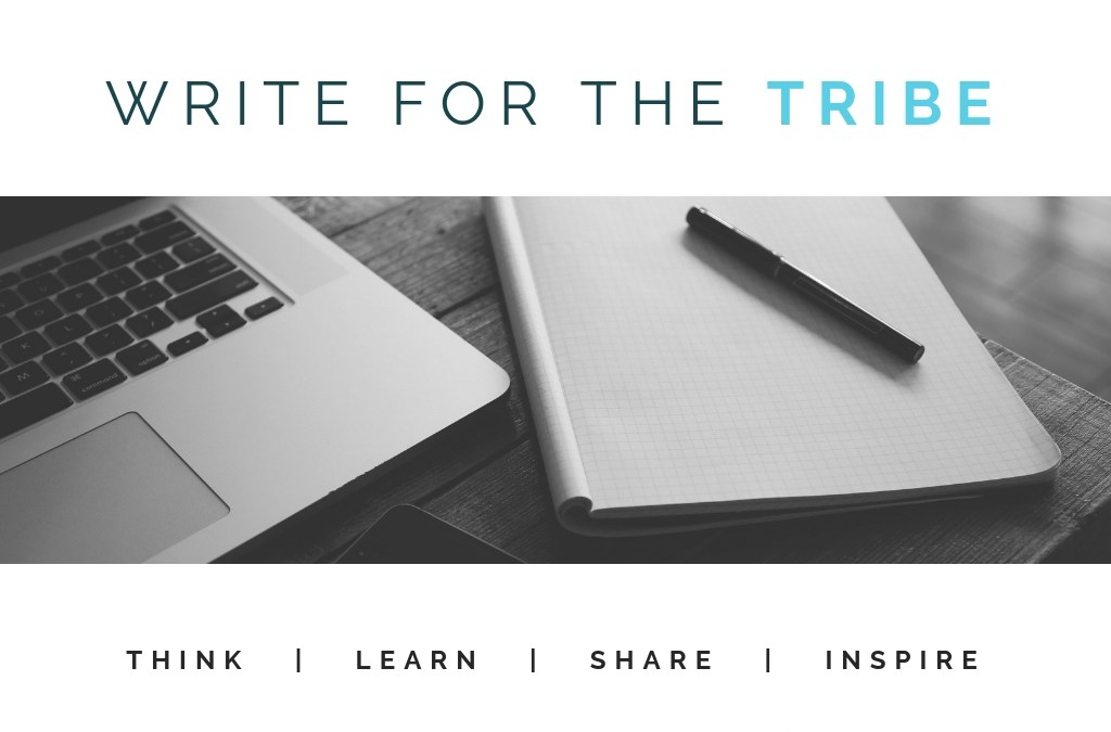 Write for the Tribe