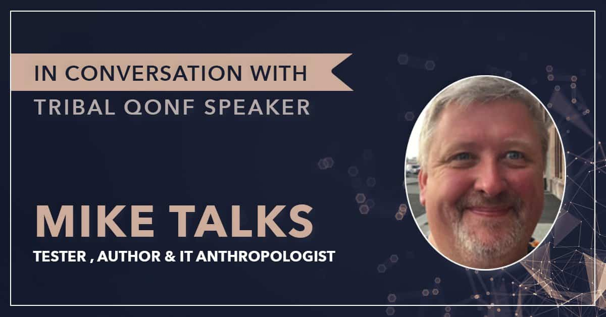 In conversation with Mike Talks