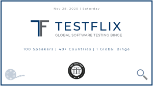 TestFlix Global Software Testing Binge