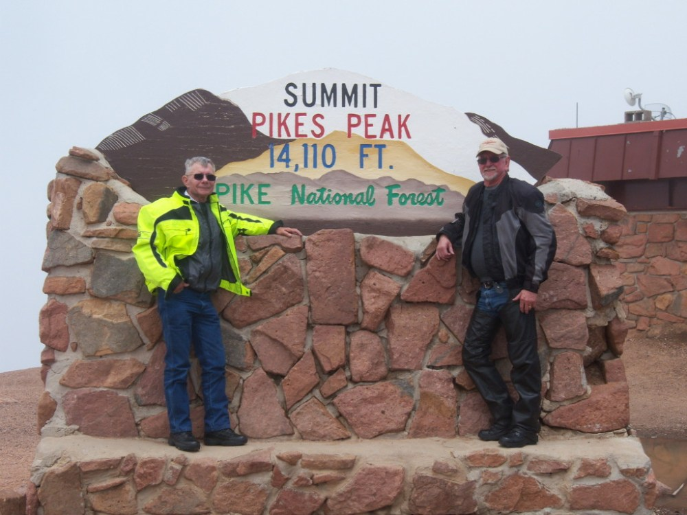 National Park Motorcycle Ride – 5542 Miles in 16 Days 2013 (2/6)
