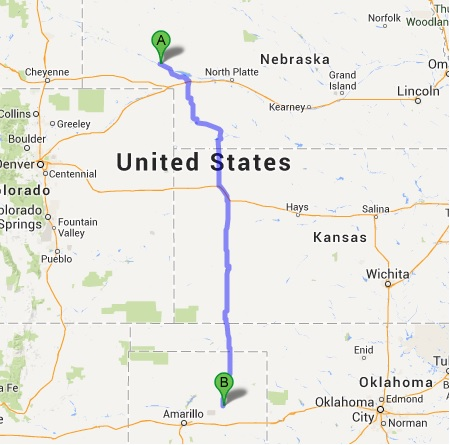 Day 15 & 16 National Park Motorcycle Ride - Heading Home (1/6)