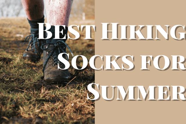 Best Hiking Socks for Summer 2020