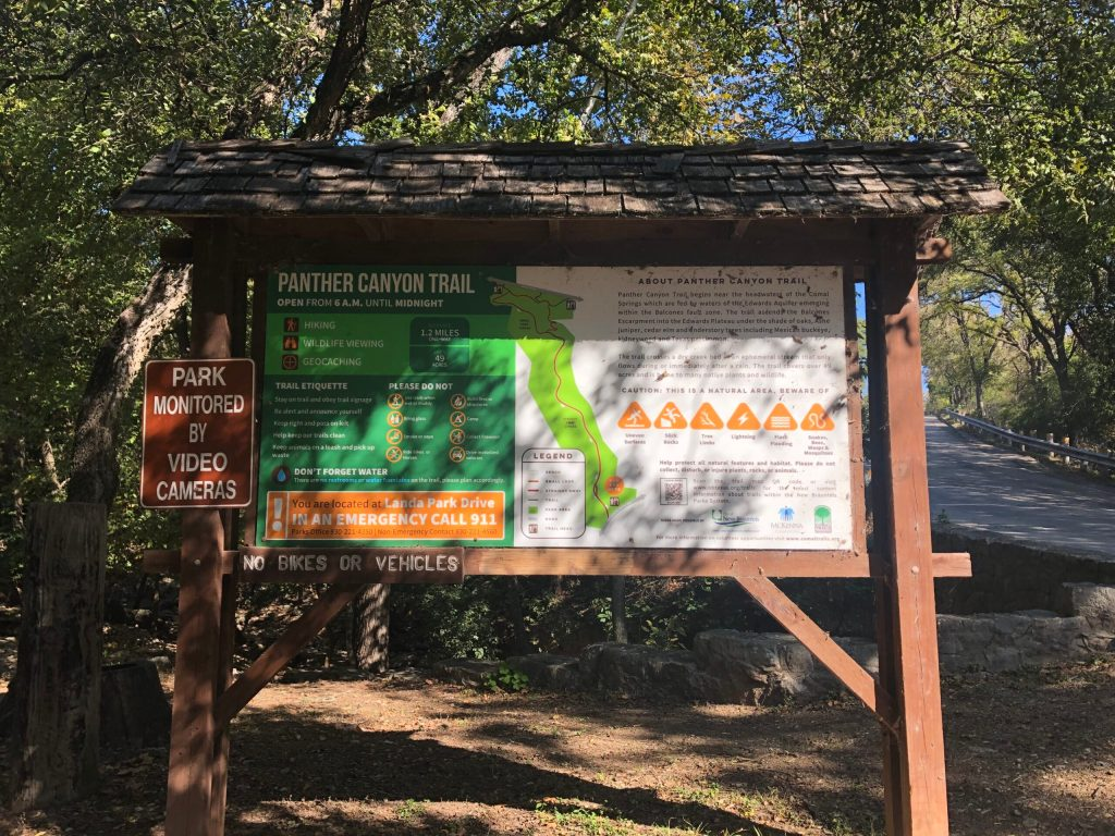 Learn about the Comal Trails Alliance