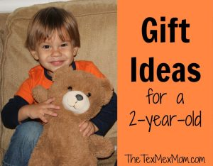 Gift Ideas For a Two-Year Old