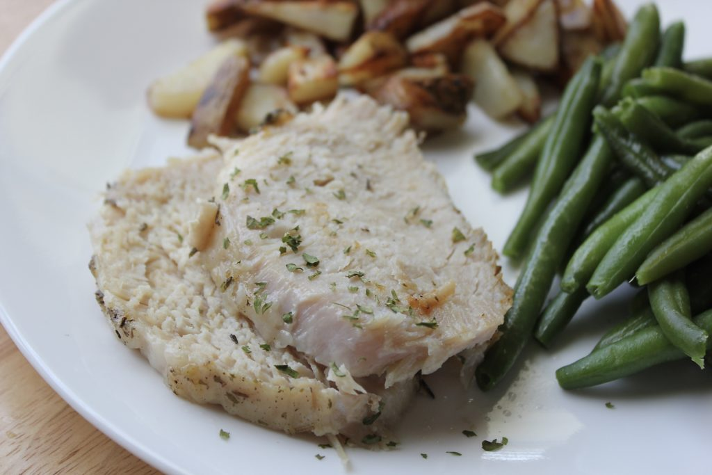 Crock-Pot Pork Loin, Two Ways