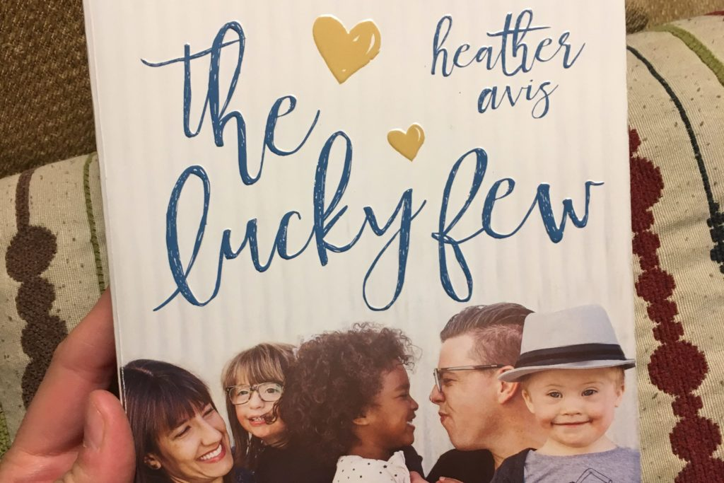 The Lucky Few by Heather Avis // a book review