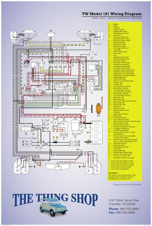 Diagram 74 Vw Thing Wiring Diagram Full Version Hd Quality Wiring Diagram Buydiagram Gdtoscana It