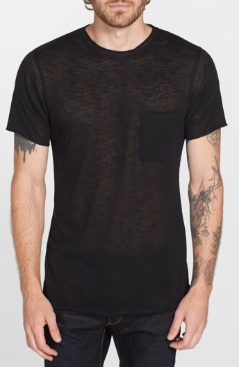 Publish Brand 'Keyne' Slub Pocket T-shirt Sale: $43.43 (reg. $65.35)