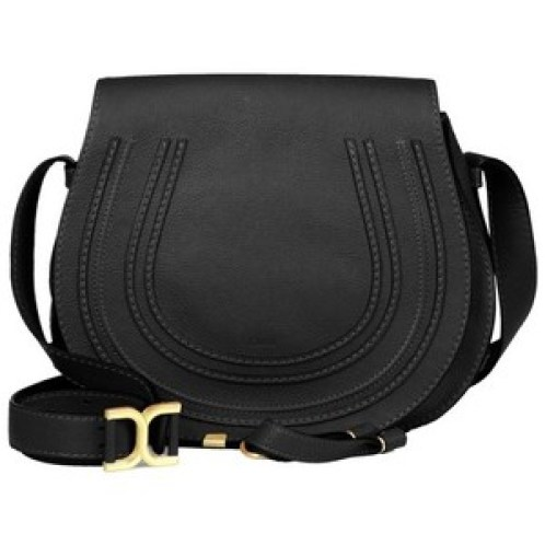 Chloé Marcie Medium Round Crossbody Bag