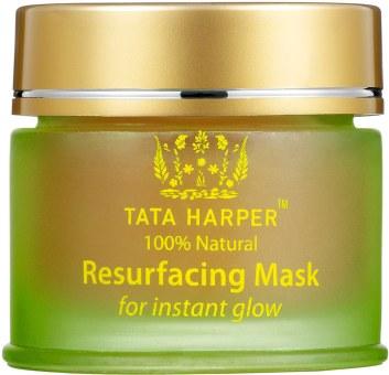 tata harper resurfacing face mask
