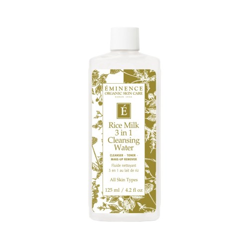 Eminence Organic Rick Milk 3 in 1 Cleansing Water