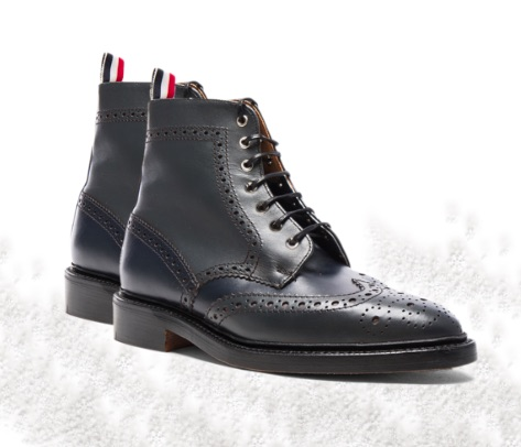 Thom Browne Winter Boots