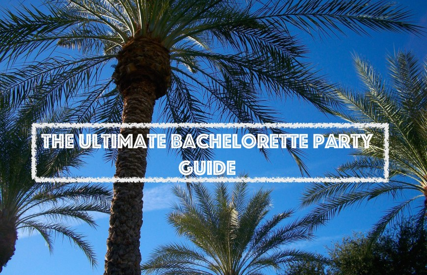 The best places for bachelorette party bliss scottsdale for Bachelorette party places to go
