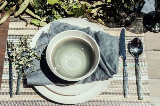 tableware from Urban Barn