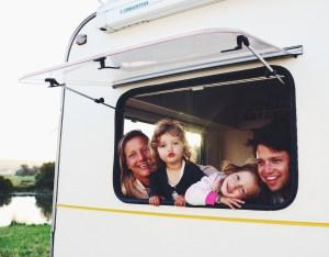 Family Camper Trip
