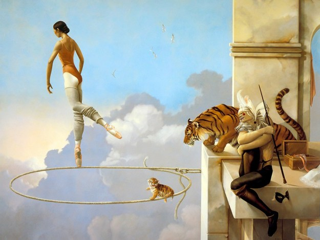 Dream for Rosa, courtesy of Michael Parkes