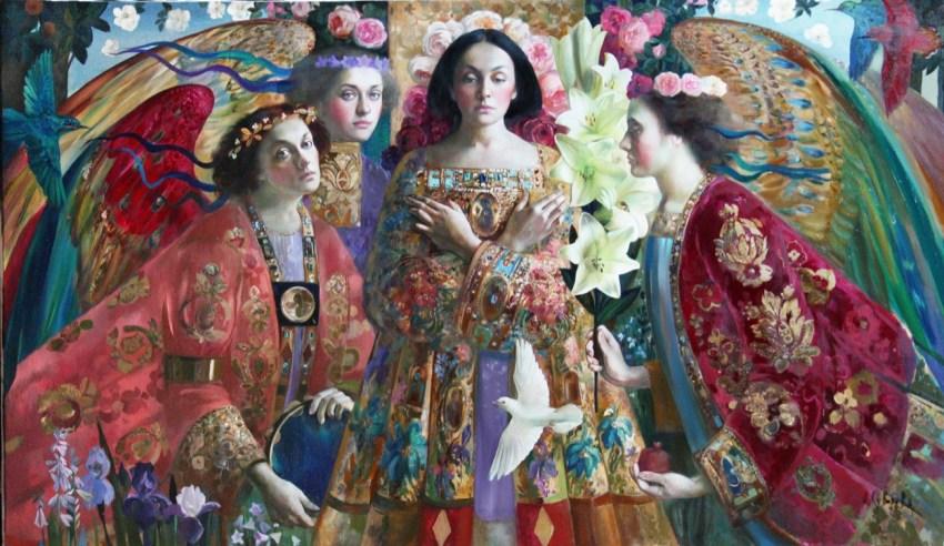 Obras de Olga Suvorova