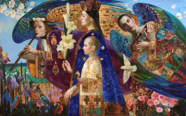 Queen by Olga Suvorova