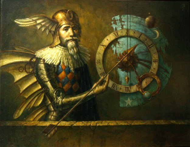 Chronos by Jake Baddeley.