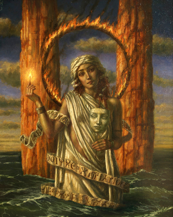 Fire and Water by Jake Baddeley.