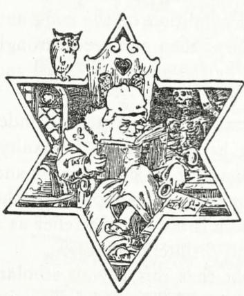 """Image from """"The Diarium of Magister Kelpius""""."""