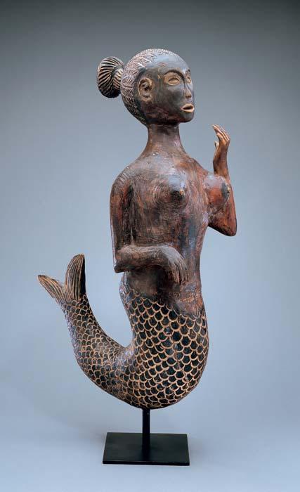 Dona Fish from Angola. Photo via Don Cole.
