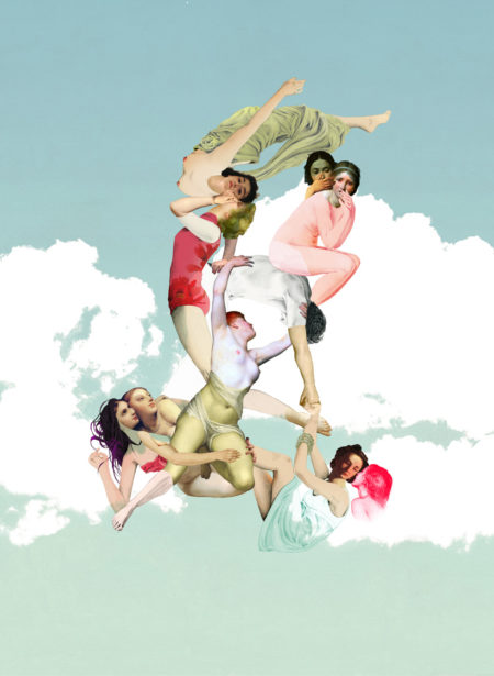 Fall 7 Sirens by Delphine Lebourgeois