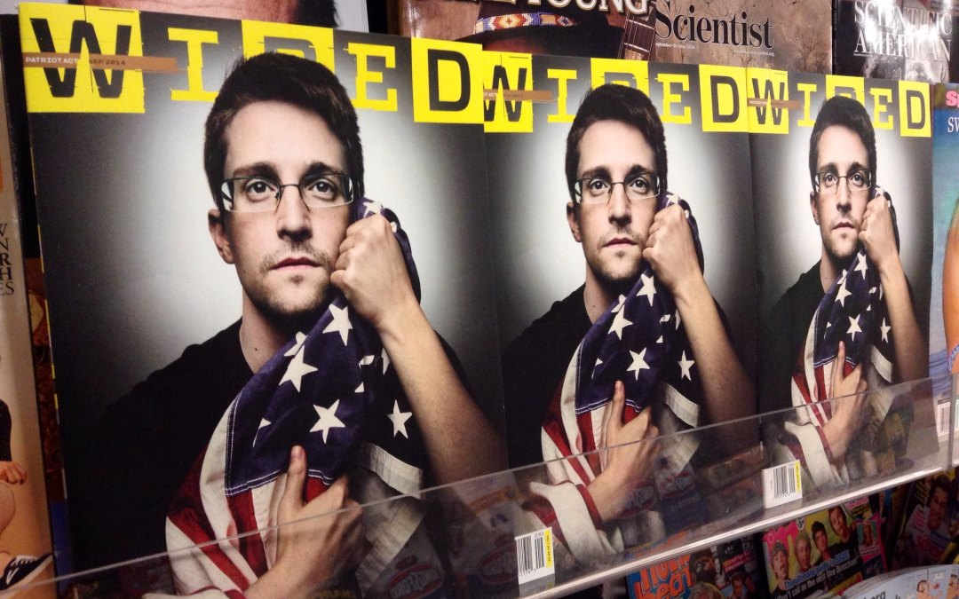 Edward Snowden – Permanent Record