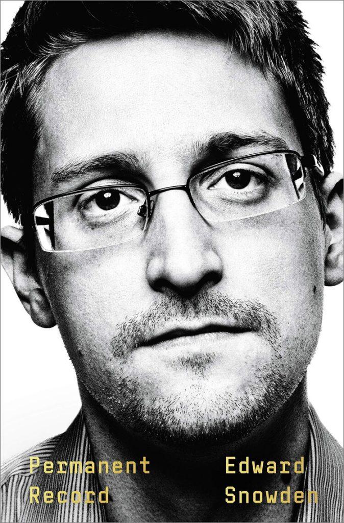 Eward Snowden - Permanent Record