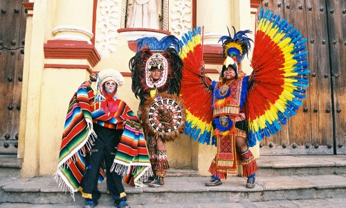 A Trip Through San Cristobal In Mexico