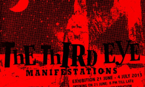 Manifestations – An Exhibition By The Third Eye