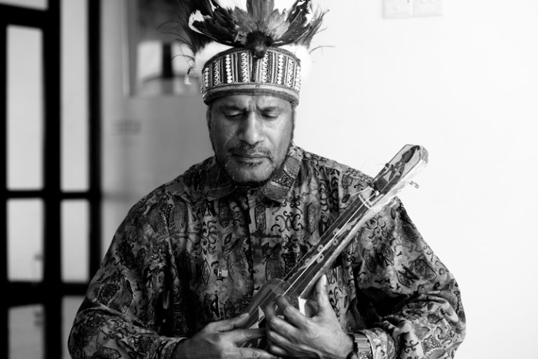 FREE WEST PAPUA, The Call From Tribal Leader Benny Wenda