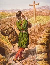 liberty from sin free burden pilgrims progress