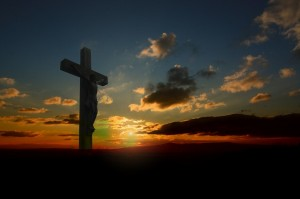 what was blotted out and nailed to his cross