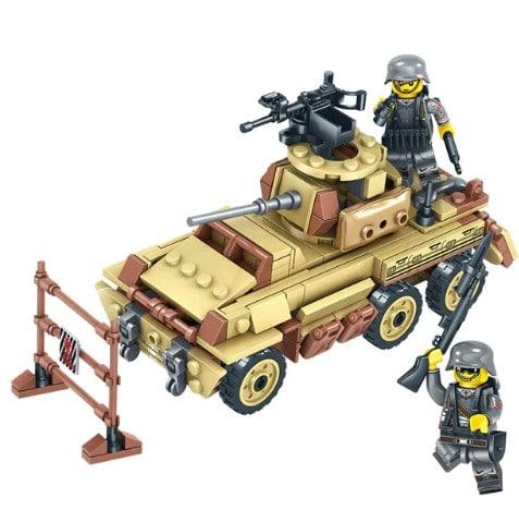 The HuiQiBao Lego Tank