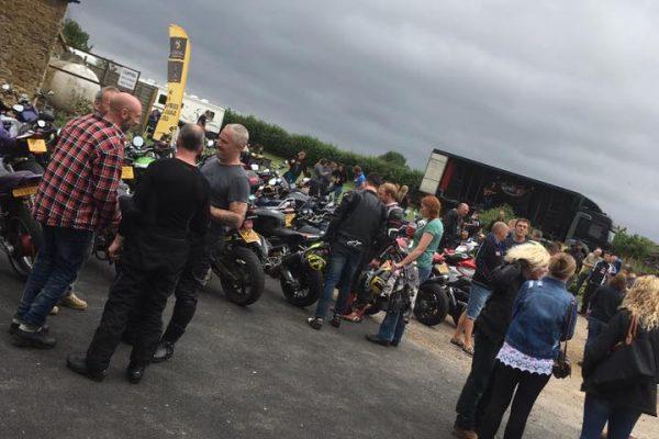 Mandeville Motorcycle Meet at The Three Conies 2017