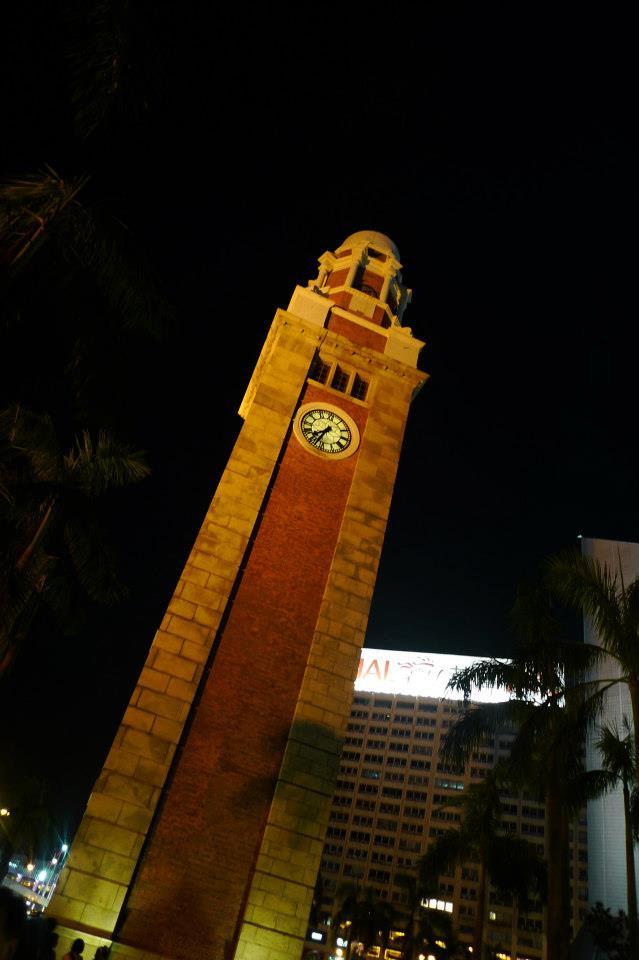 3 Days Hong Kong on a budget - Clock Tower