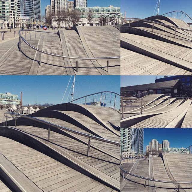 Simcoe Wave Deck