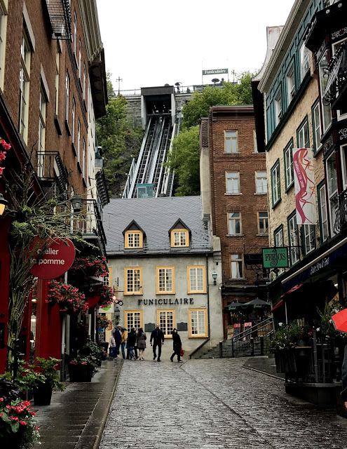 Things to do in Quebec City - Funicular