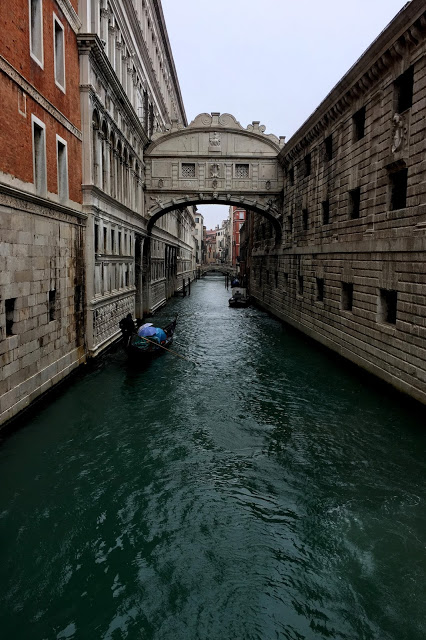 Solo Backpacking in Europe: Venice - City of Water