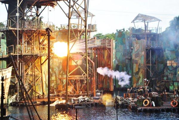 Singapore 3-Day Budget Itinerary -Universal Studios Singapore