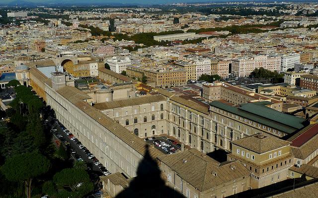 St. Peter's Basilica cupola